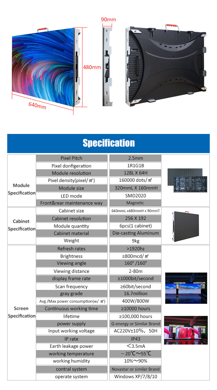 P2.5 front access led display_02